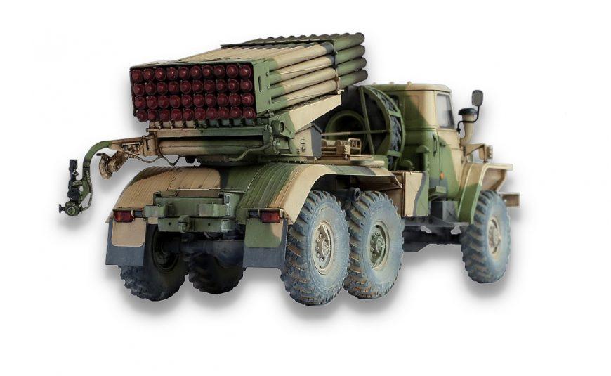 NSH – 122 mm BM21 GRAD