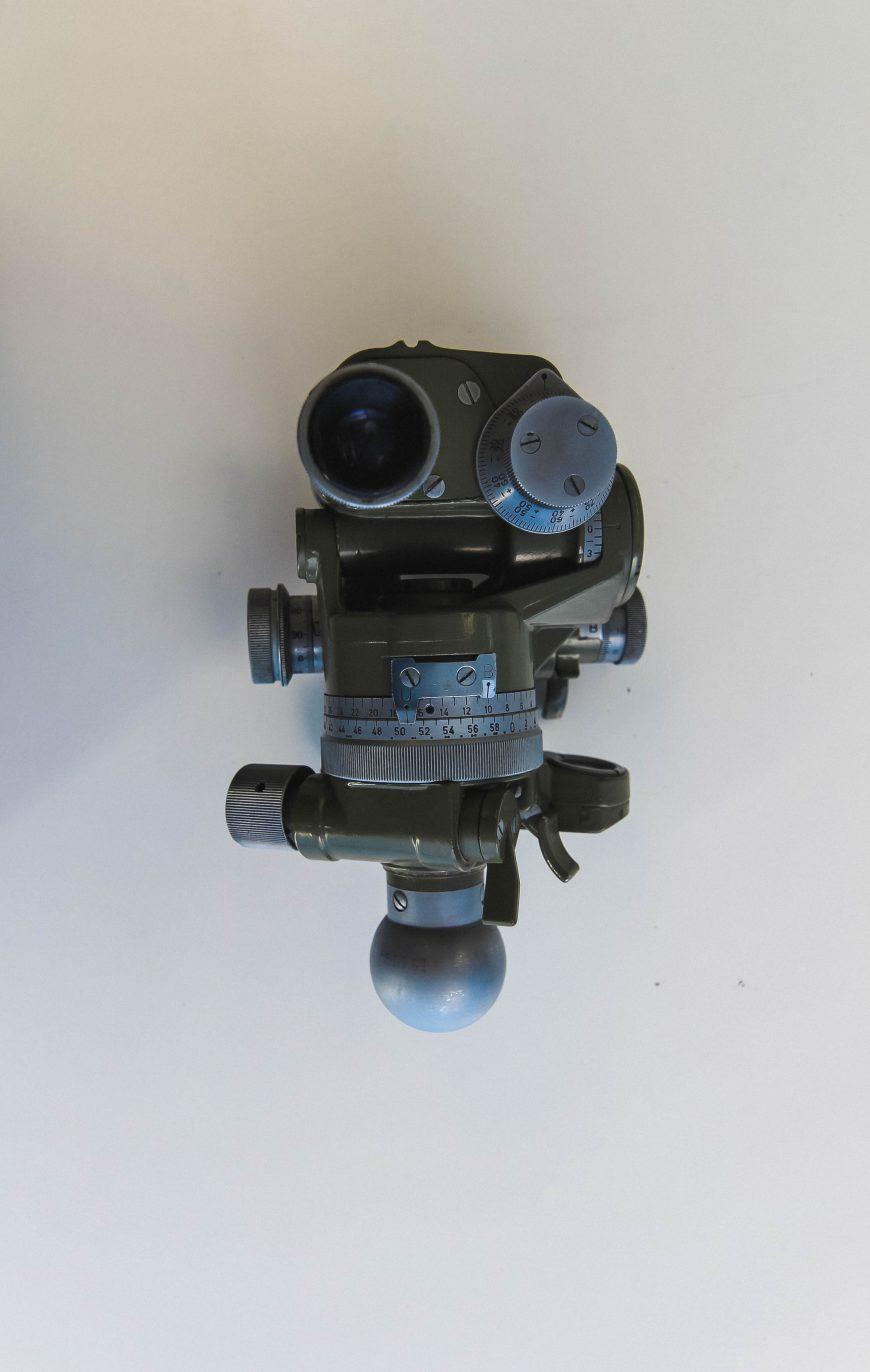 PB – 1 i PB – 2 Periskopska artiljerijska busola