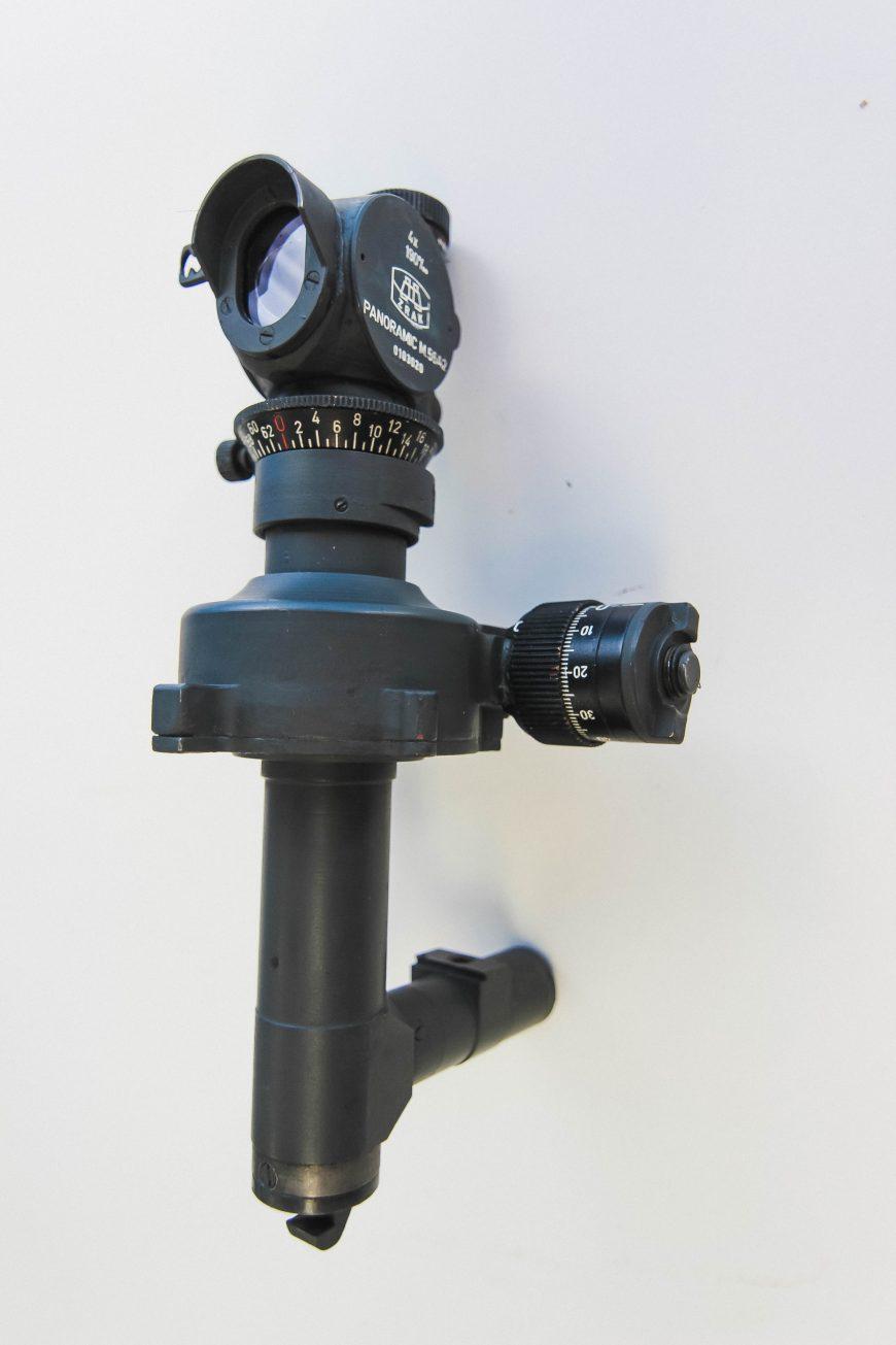 NSH 105 M56 – nišanske sprave za haubicu 105mm m56